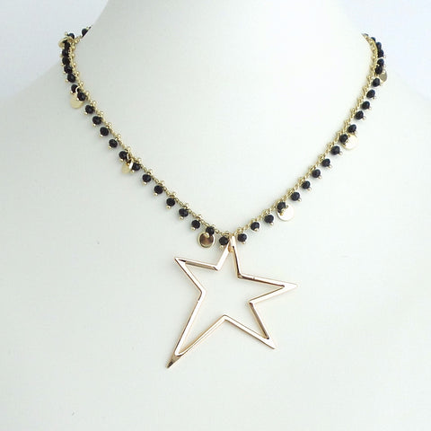 Rock Star Necklace - Estilo Concept Store