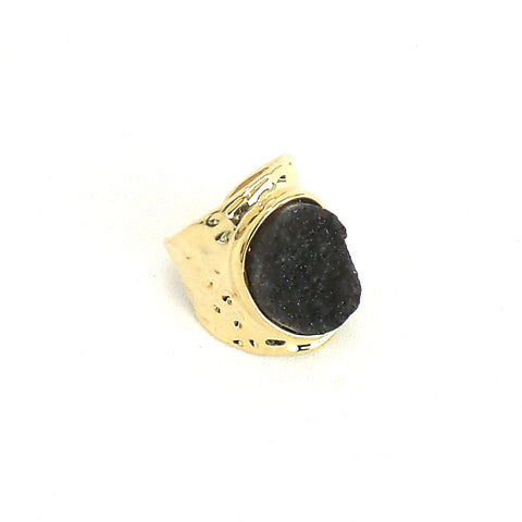 Rock on Ring Black - Estilo Concept Store