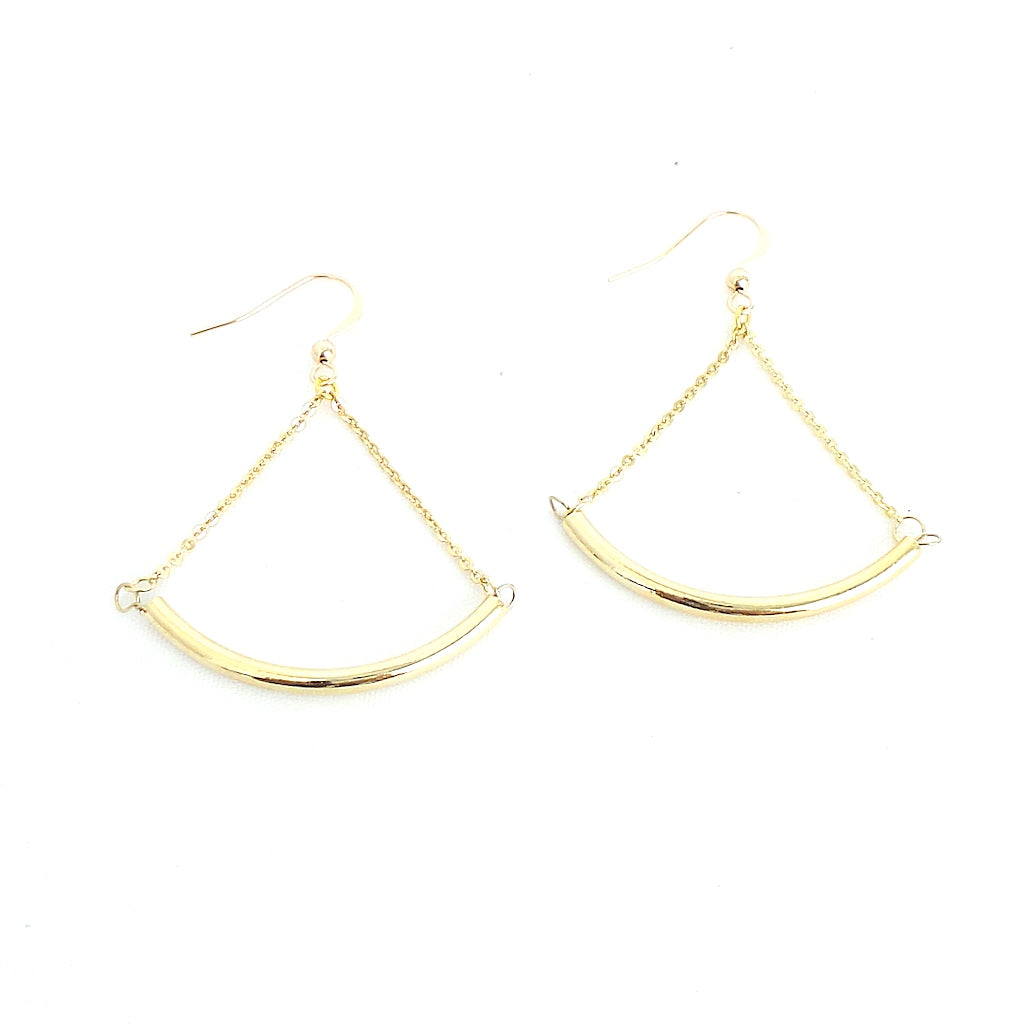 Walk the Line Earrings - Estilo Concept Store