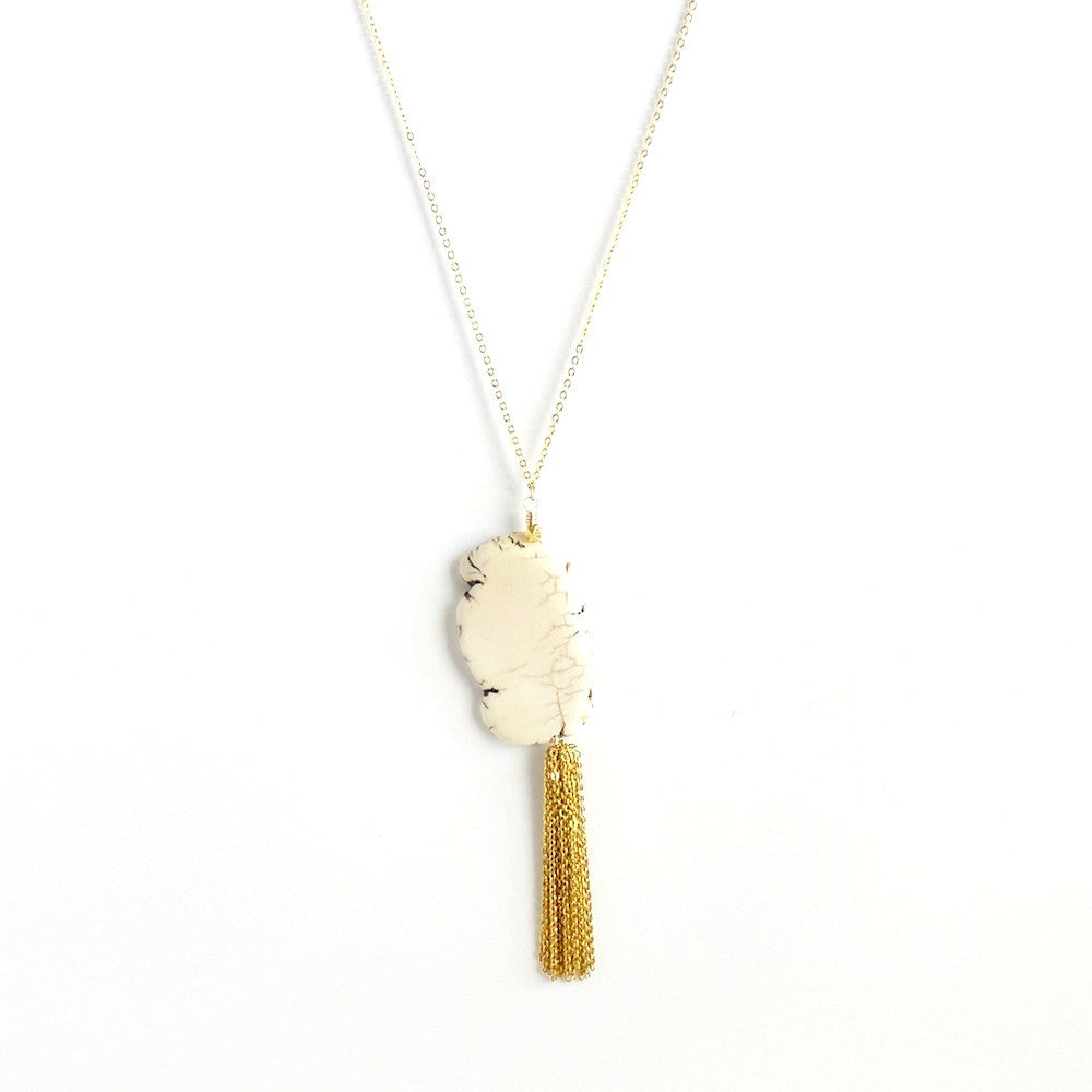 White Lightning Necklace - Estilo Concept Store