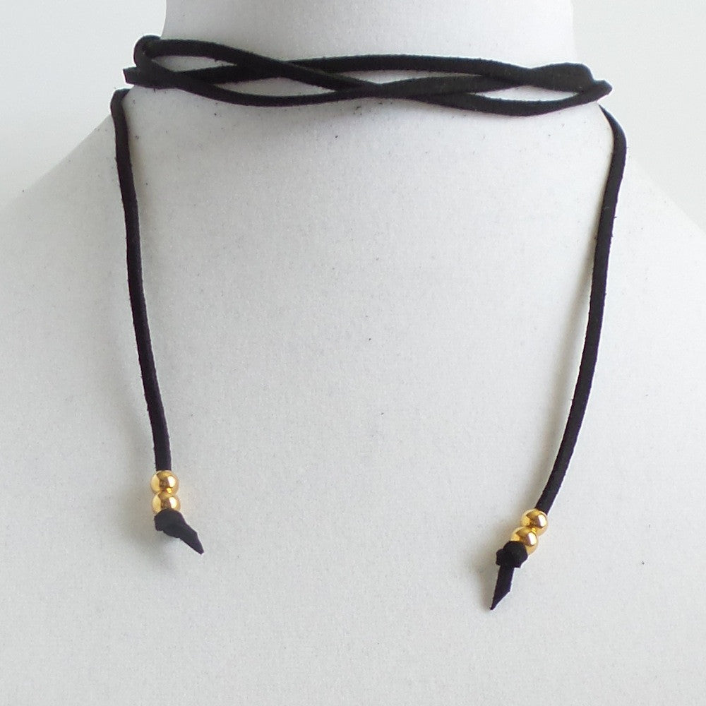 Single Choker Gold - Estilo Concept Store
