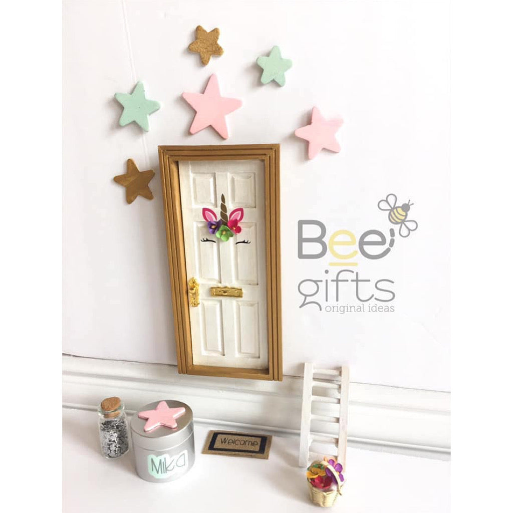 Unicorn Tooth Fairy Mini Door - Estilo Concept Store