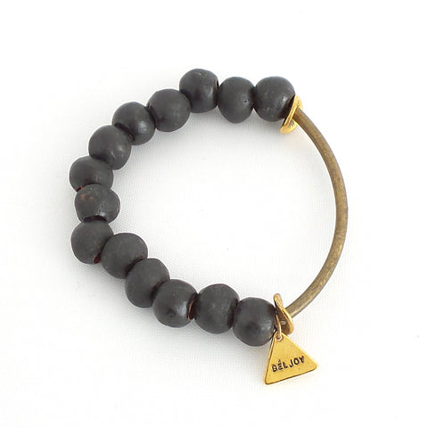 Buffy Black Clay Bracelet - Estilo Concept Store