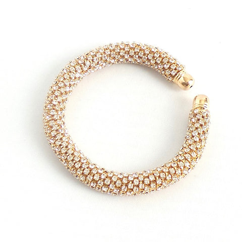 Caviar Bangle by Budha Girl