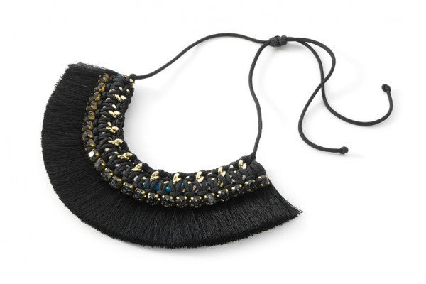 Oltrarno Bib Necklace by Budha Girl - Estilo Concept Store