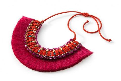 Oltrarno Bib Necklace