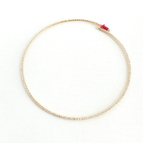Whirl Choker *click for more colors