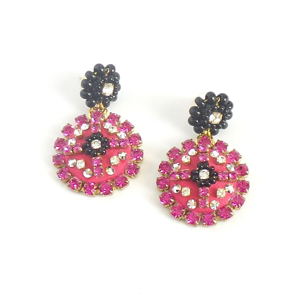 Round Earrings *click for more colors