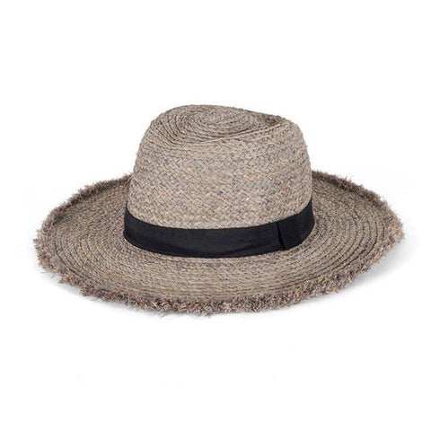 Raffia Ranch Hat
