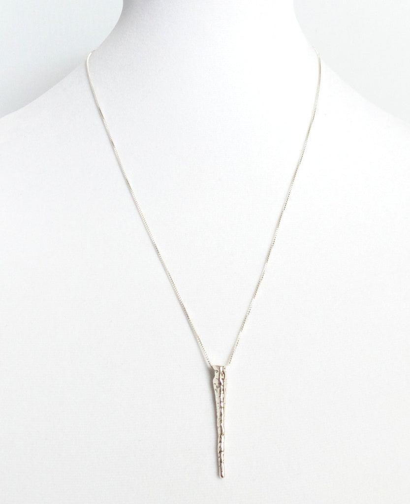 Stalactite Pendant Necklace