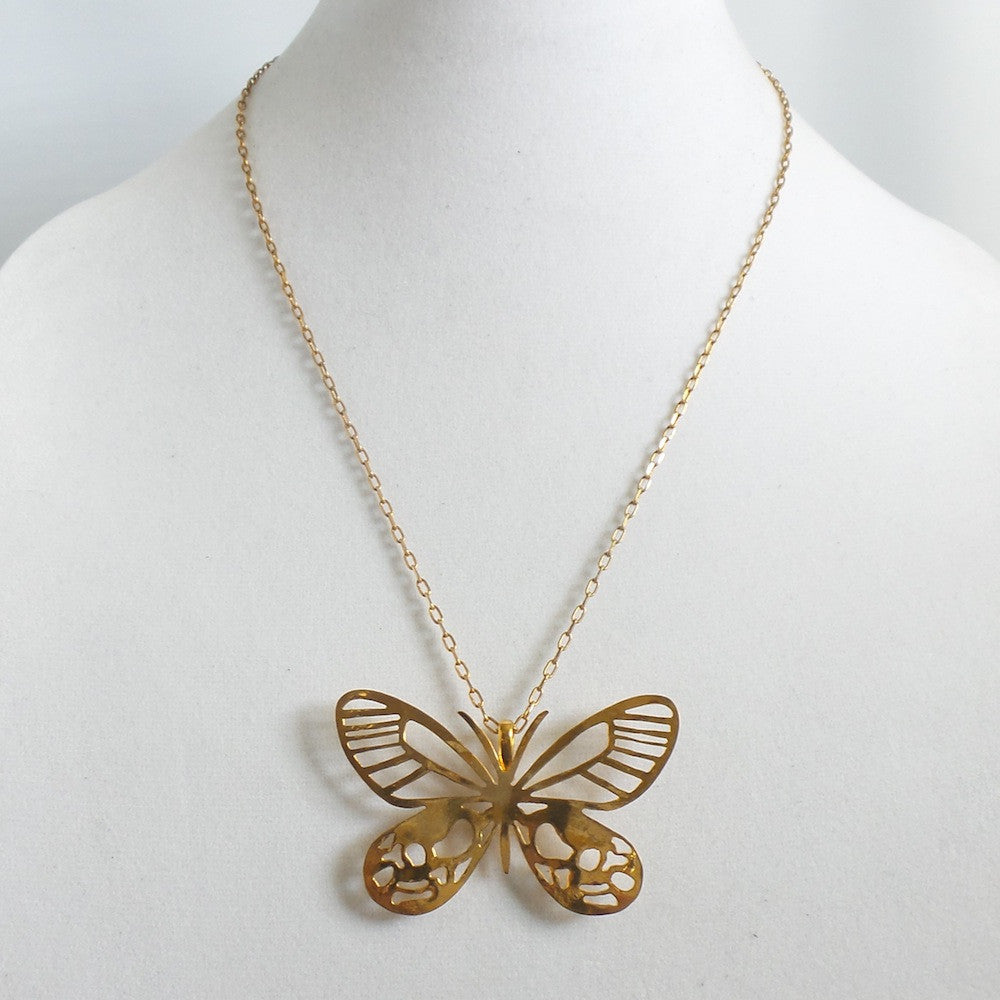 Butterfly Necklace - Estilo Concept Store