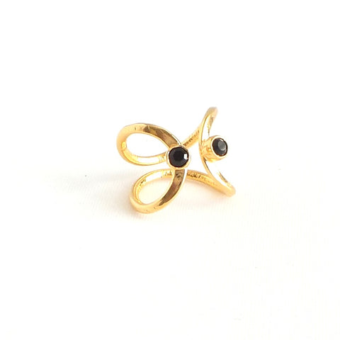 Onyx Single Trend Ring