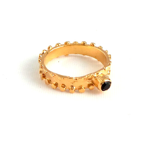 Single Crystal Ring *click for more options - Estilo Concept Store