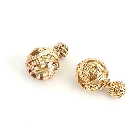 360 Nest Earrings