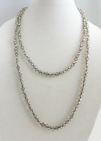 XL Crystal Long Necklace