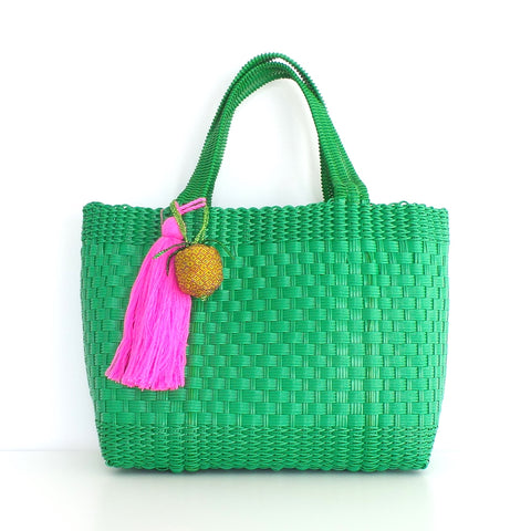 Green Beach Club Tote - Estilo Concept Store