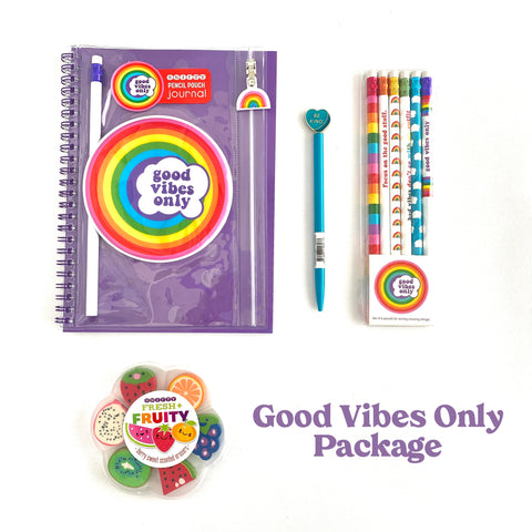 Good Vibes Only Package