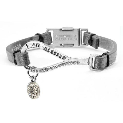 Fabulous Singles I Am Blessed Bracelet