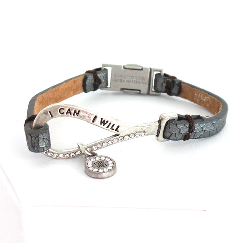 Fabulous Singles I Can and I Will Bracelet