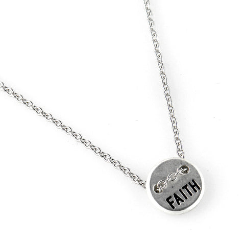 Faith Cherish Necklace - Estilo Concept Store