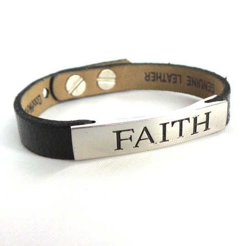 Faith Life's Inspiration Bracelet