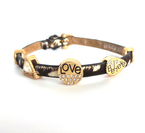 Love Treasure Bracelet *click for more prints