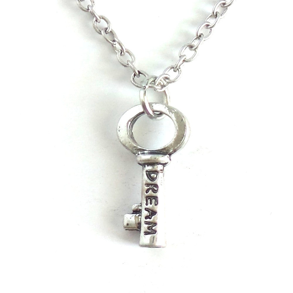 Mini Blessing Key Necklace *click for more options