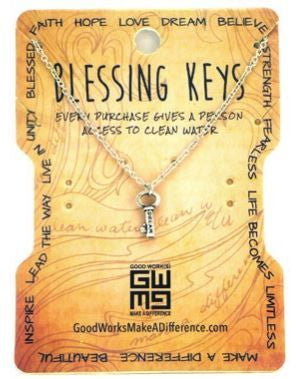 Mini Blessing Key *click for more options