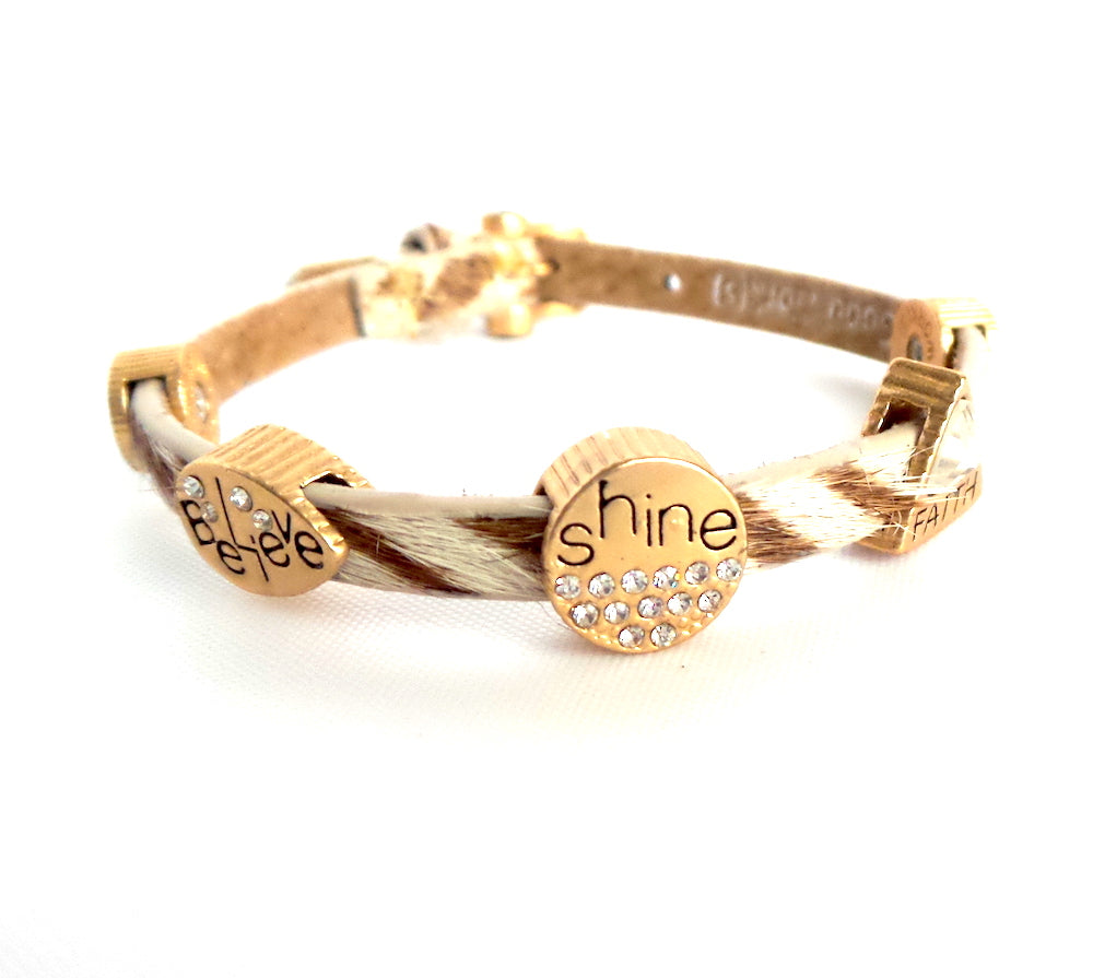 Shine Treasure Bracelet *click for more prints - Estilo Concept Store