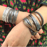 Wrap Around Bracelet *click for more colors