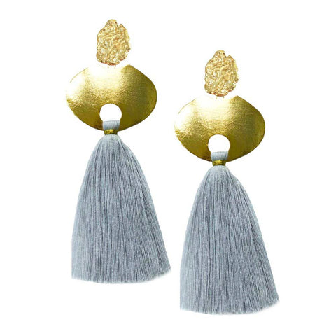 Oval Earrings - Estilo Concept Store