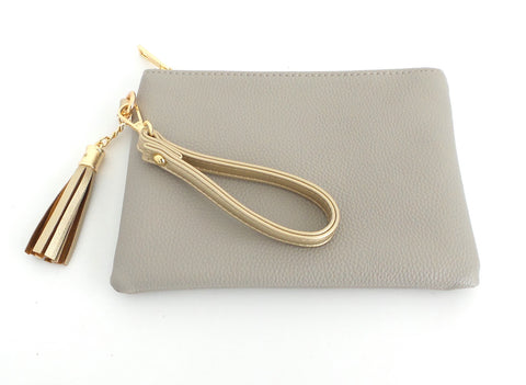 The Tourist Wristlet Ash Grey - Estilo Concept Store