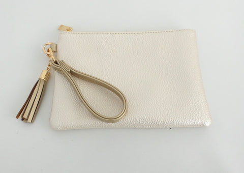 The Tourist Wristlet Golden - Estilo Concept Store