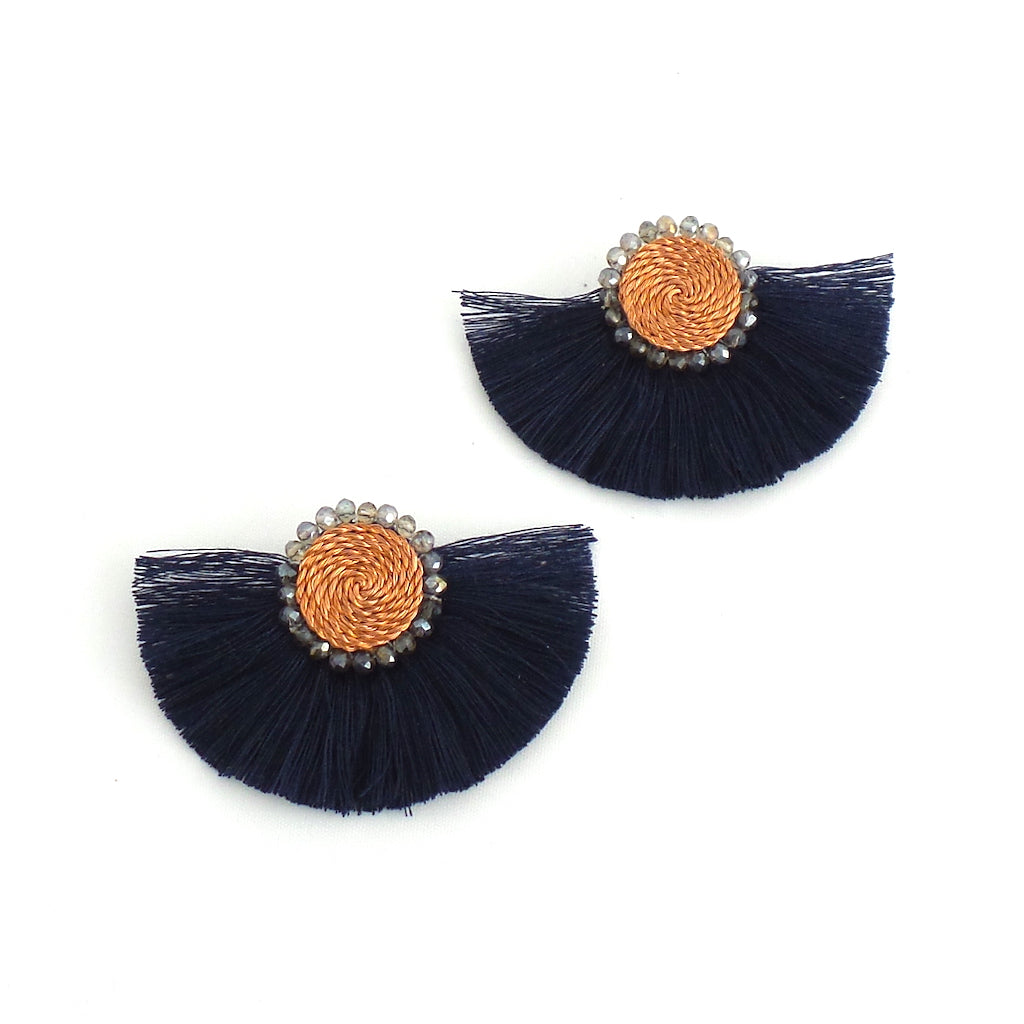 Blue Moon Earrings - Estilo Concept Store