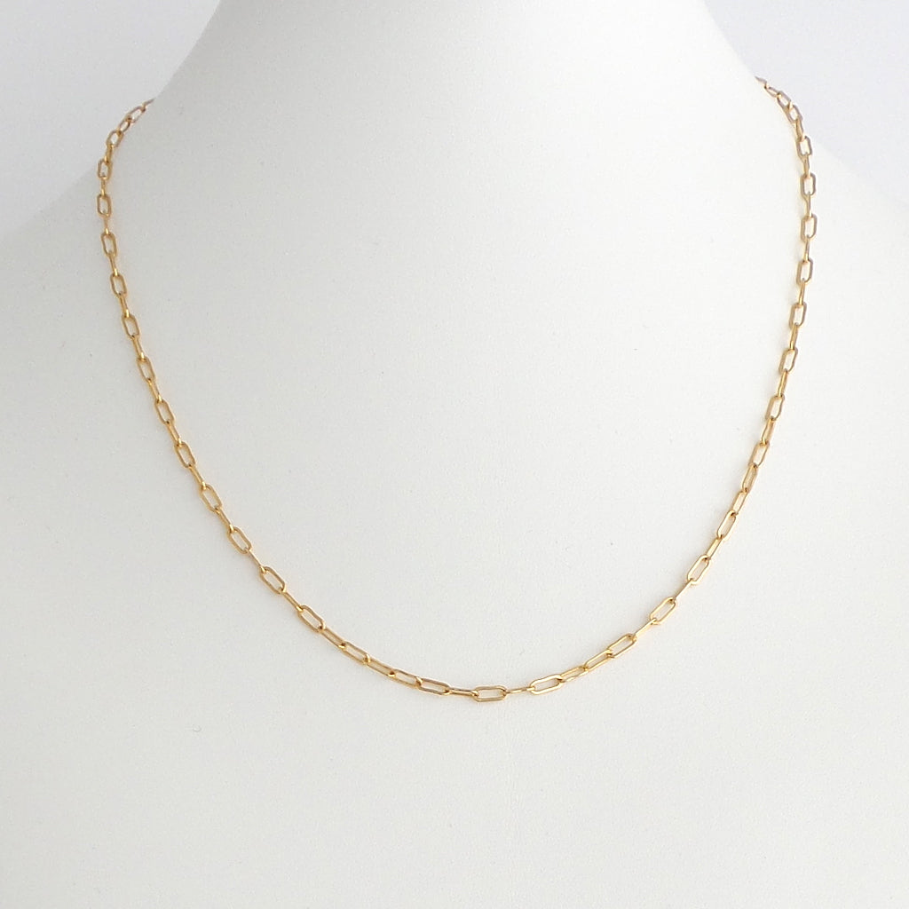 Mini Open Link Chain Necklace - Estilo Concept Store