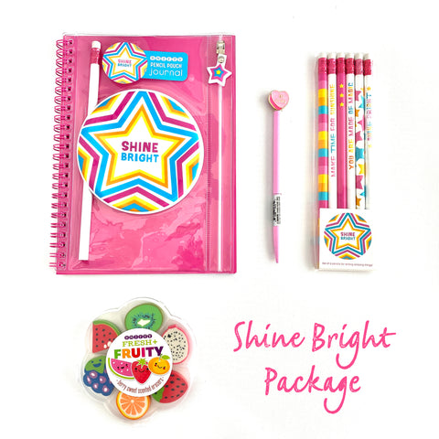 Shine Bright Package