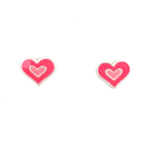 Heart Earrings - Estilo Concept Store
