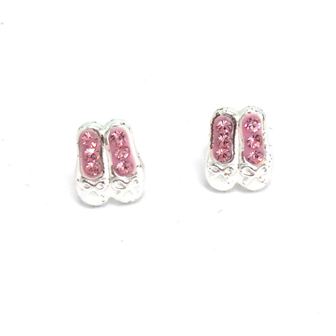 Ballet Slippers Earrings - Estilo Concept Store