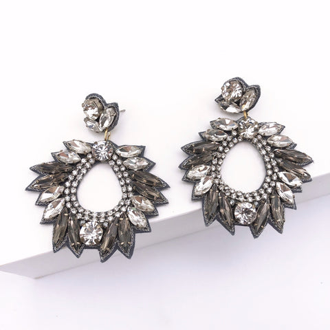 Alex Silver Earrings