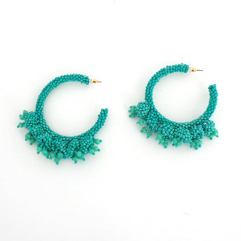 Coral Turquoise Earrings - Estilo Concept Store