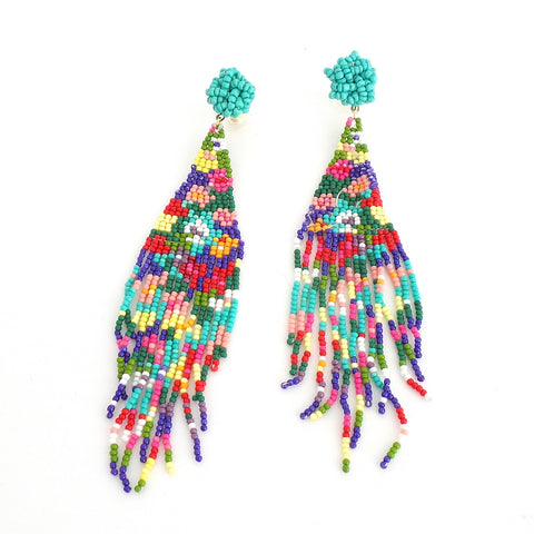 Tapestry Multi Earrings - Estilo Concept Store