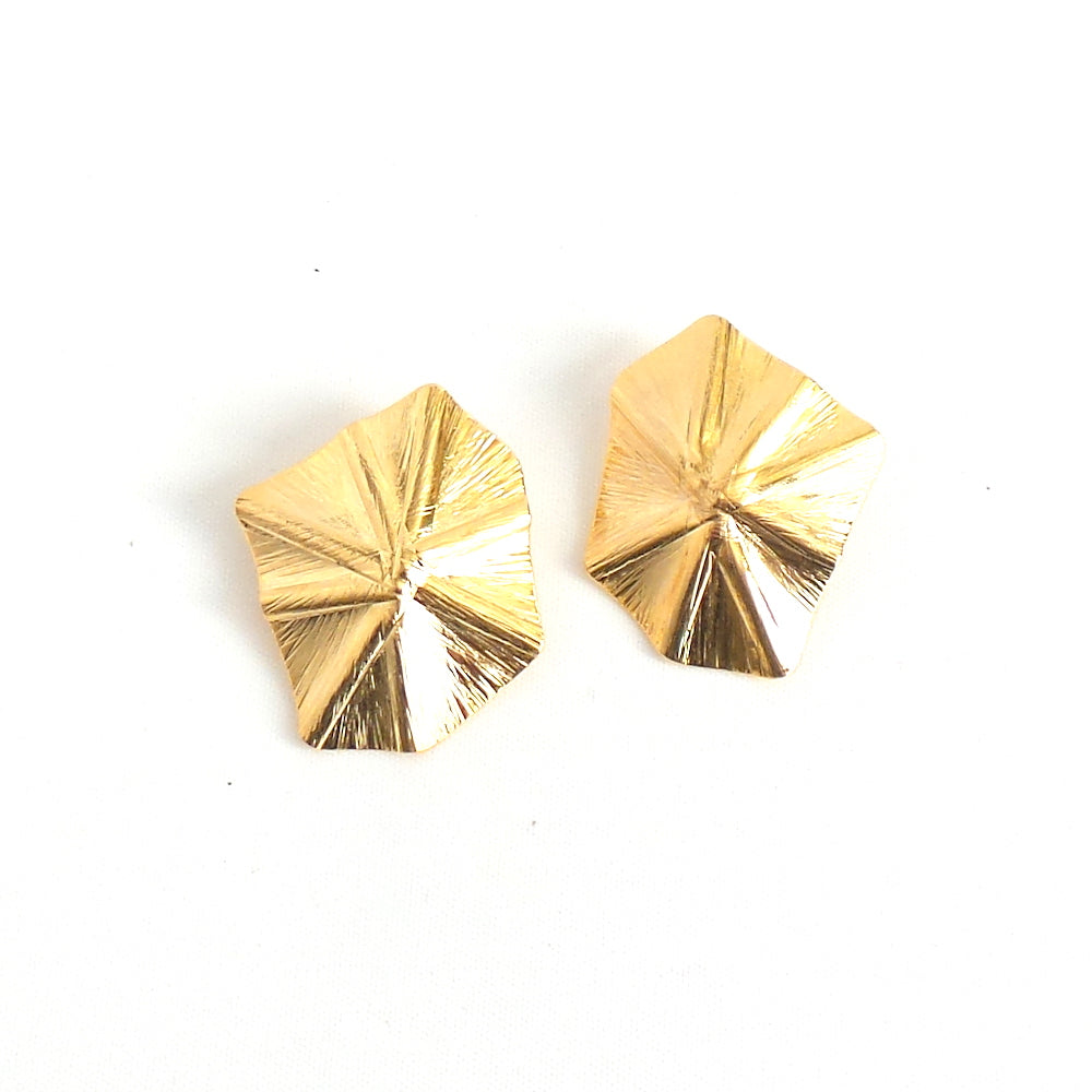 Asymmetric Stud Earrings - Estilo Concept Store