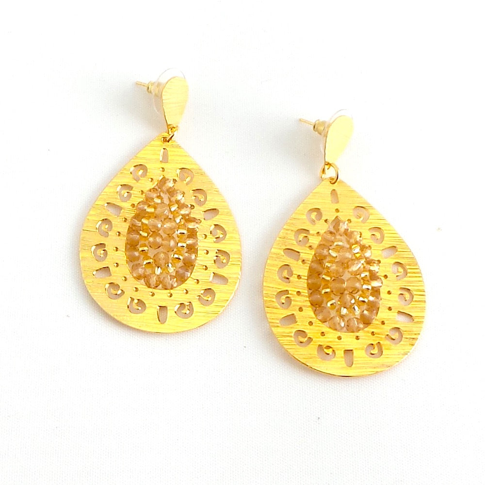 Pato Teardrop Earrings