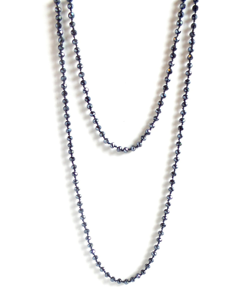 Layering Crystal Necklace *click for more colors - Estilo Concept Store