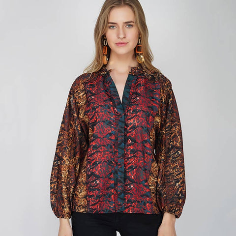 Runway Button Down Shirt