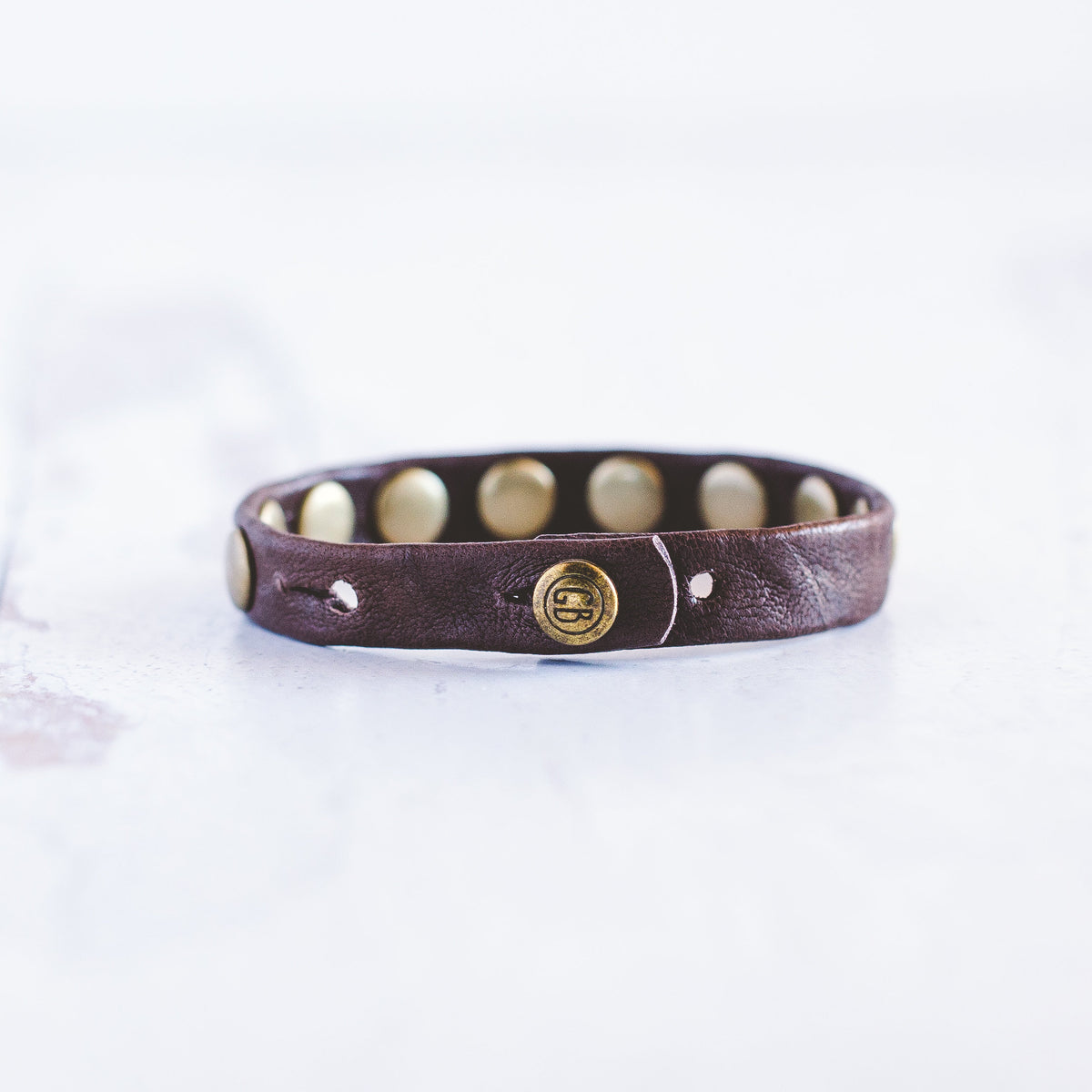Rockstar Bracelet  - Antique Brass