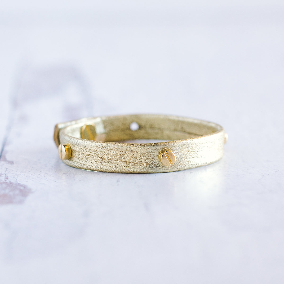Connected Bracelet - Gold