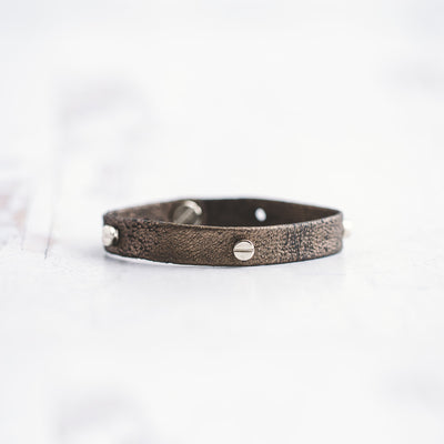 Connected Bracelet - Silver