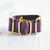 Fancy Cuff Bracelet - Gold