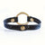 One Love Bracelet - Antique Brass